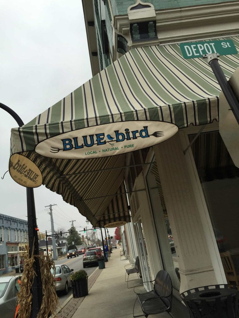 blue bird cafe stanford ky