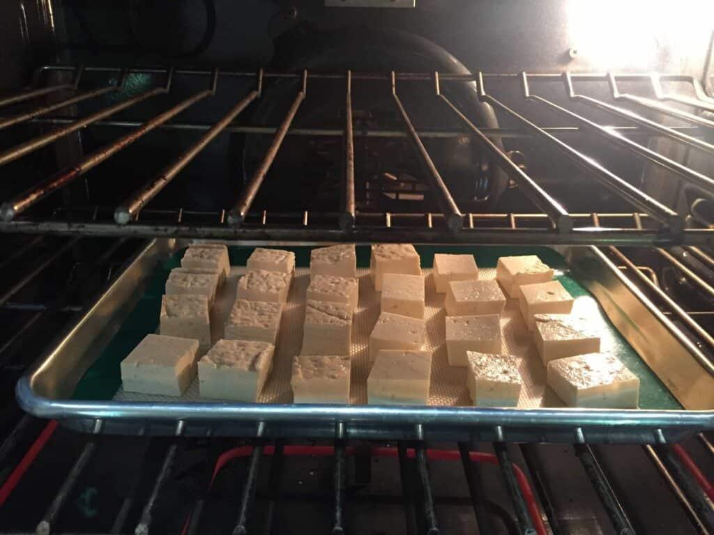 vegan paneer