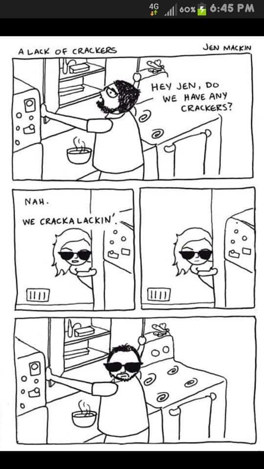 crackers funny vegan and food memes very veganish