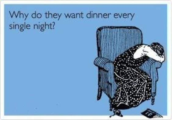 dinner every night funny vegan and food memes very veganish