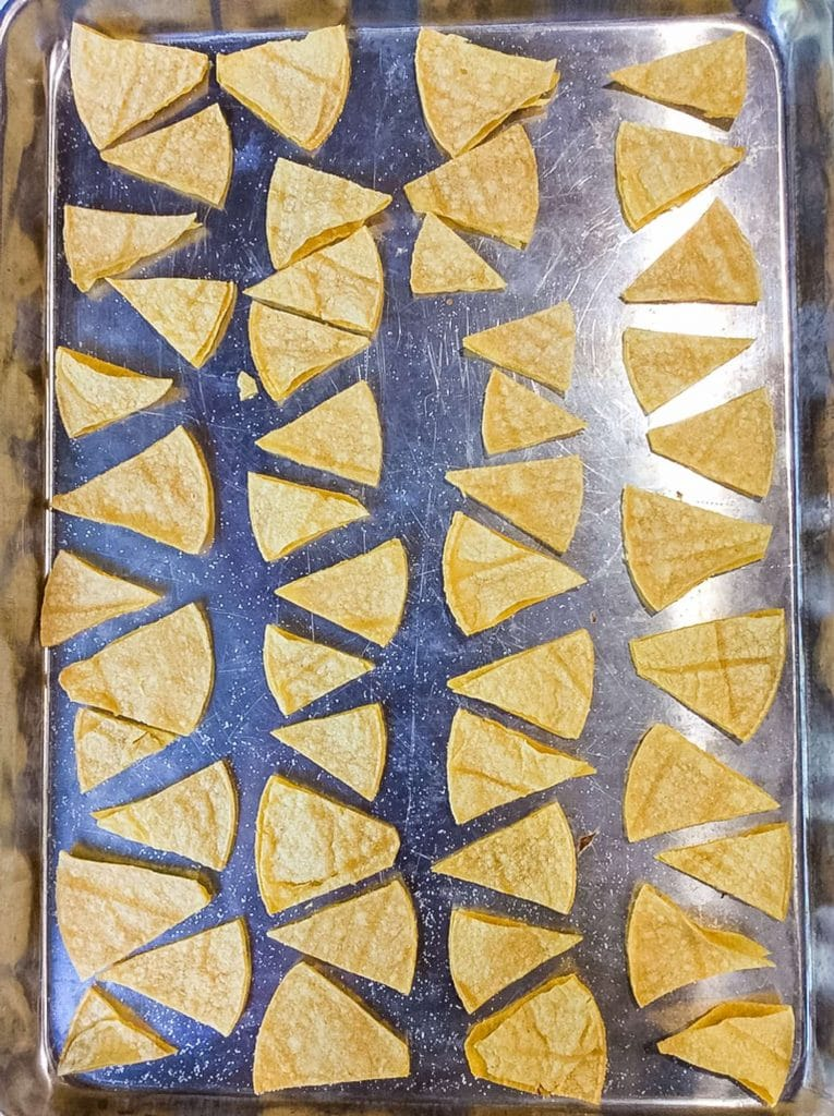 process shot - chips